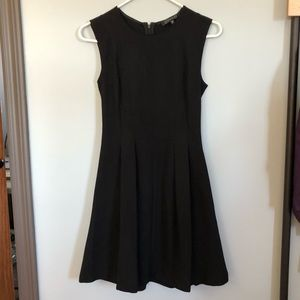 Dynamite Black Fitted Dress